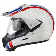 Casco Airoh S5 LINE White Gloss